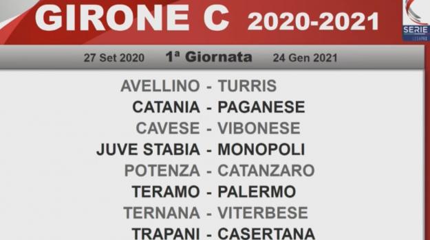 calcio, serie c, Sicilia, Sport