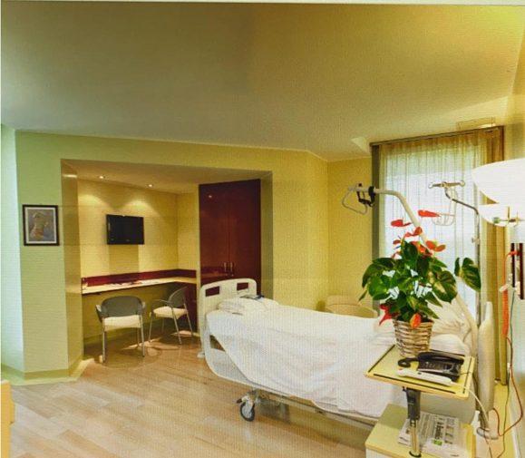La suite di Berlusconi al San Raffaele: 300 metri quadrati, 9 stanze e tre  bagni - Gazzetta del Sud