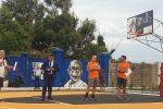 Messina, inaugurato il campo di basket intitolato a George Floyd