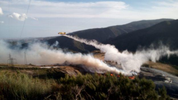 discarica, incendio, regione calabria, Sergio De Caprio, Calabria, Politica