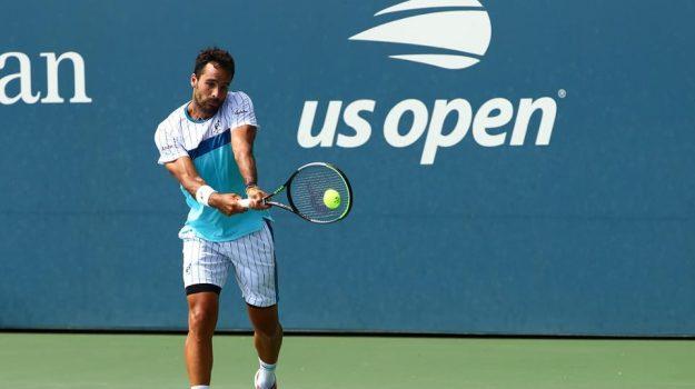 tennis, us open, Savatore Caruso, Sicilia, Sport