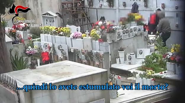 cimitero, sepolture, Sicilia, Cronaca