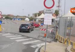 Covid, test anche per chi parte per la Sardegna dal porto di Civitavecchia Oltre 2.500 tamponi rapidi al giorno per i passeggeri di navi e traghetti diretti verso l'isola - Agenzia Vista/Alexander Jakhnagiev