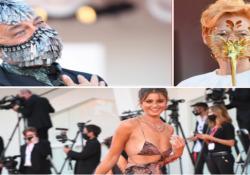 Dal principe Maurice a Elodie: ecco chi c'era sul red carpet di Venezia Il vincitore di Sanremo, modelle e fashion blogger alla 77esima Mostra del cinema - Corriere TV