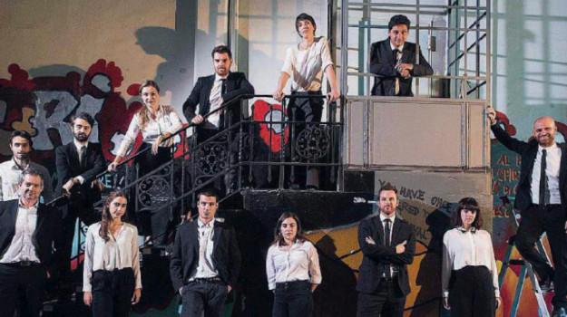 teatro, Nadia Terranova, Messina, Sicilia, Cultura