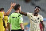 Pasticcio Roma: Diawara era fuori dalla lista, contro il Verona rischia il 3-0 a tavolino
