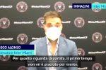 """Ko Inter Miami, Alonso: """"Irriconoscibili nel primo tempo"""""""