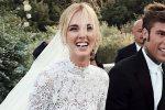 Secondo anniversario di nozze per i Ferragnez: sui social il video del matrimonio a Noto