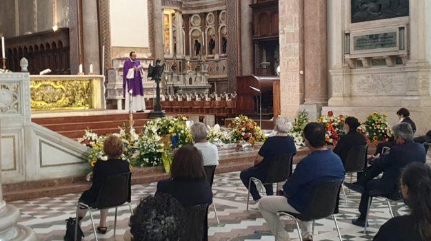 funerale, Paolo Chillè, Messina, Sicilia, Cronaca
