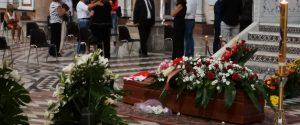 Omicidio di Spadafora, al Duomo di Messina il funerale di Pierluigi Mollica
