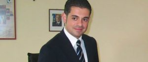 Giuseppe Barilaro, sindaco di Acquaro