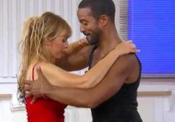 Gli allenamenti di Alessandra Mussolini e Maykel Fonts per «Ballando con le stelle 2020» In vista della prima puntata dello show di Milly Carlucci - Corriere TV