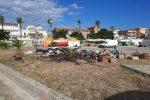 Sigaretta fra i rifiuti, incendio al porto turistico di Cirò Marina