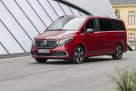 Mercedes-Benz EQV. Elettrica, versatile ed intelligente