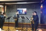 Musica in scena a Messina, il Mesica Saxophone quartet incanta la Marina del Nettuno