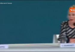 """Mostra del Cinema Venezia, Kate Blanchett: """"Sembra un miracolo essere qui"""" La 77. Mostra d'arte cinematografica di Venezia - Agenzia Vista/Alexander Jakhnagiev"""