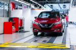 Nissan raggiunge quota 500.000 Leaf prodotte al mondo