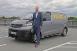 Opel. Debutterà nel 2021 il Movano elettrico