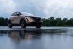 Per Nissan nuovo logo e anteprima crossover coupè elettrico Ariya