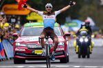 Tour de France, Peters vince la prima tappa sui Pirenei e Yates resta in giallo