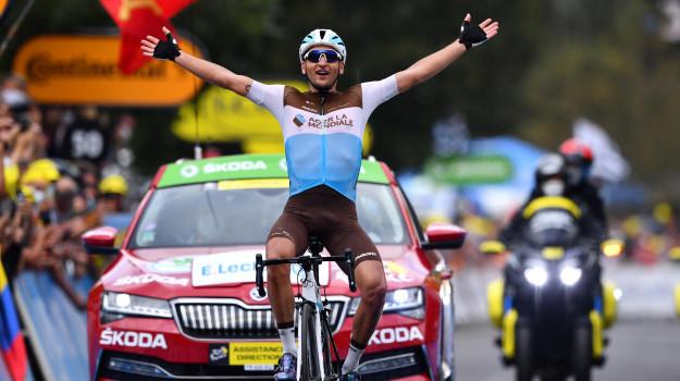 ciclismo, tour de france, Sicilia, Sport