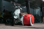 Piaggio Fast Forward, robot Gita premiato agli Innovation by Design 2020
