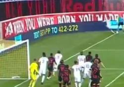 Prodezza da calcio d'angolo: il «gol olimpico» di Medunjanin Segnare da calcio d'angolo è una prodezza non da tutti, tanto che lo chiamano «gol olimpico» - Dalla Rete