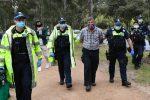 Coronavirus, protesta anti-lockdown a Melbourne: 14 arresti