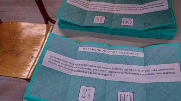 referendum, Messina, Sicilia, Politica