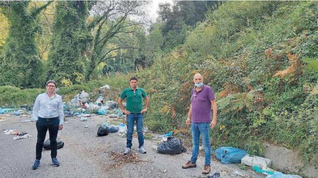 rifiuti, vibo valentia, Catanzaro, Calabria, Cronaca