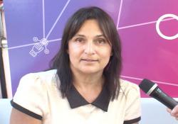 Sabrina Baggioni (Vodafone) a CampBus: «Il 5G è un abilitatore essenziale, anche a scuola» La direttrice del programma 5G di Vodafone Italia: «Fondamentale riprendere il contatto fisico a scuola, senza dimenticare l'importanza che hanno avuto le Reti per condividere e interagire anche quando n...
