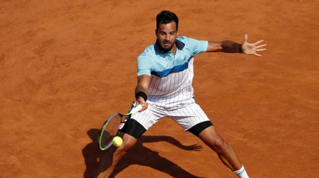 tennis, Matteo Berrettini, Salvatore Caruso, Sicilia, Sport