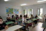 """Primo giorno di scuola a Messina: """"Avevamo bisogno di tornare sui banchi"""""""