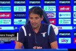 """Inzaghi: """"Organico e calendario, volevamo un altro inizio"""""""
