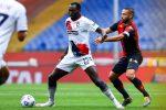 Serie A, esordio amaro per il Crotone: al Ferraris trionfa il Genoa per 4-1
