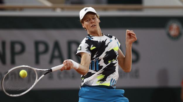 roland garros, tennis, Jannik Sinner, Sicilia, Sport
