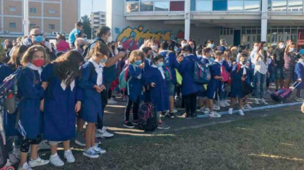 alunni, scuola, sindaco, studenti, Cosenza, Calabria, Politica