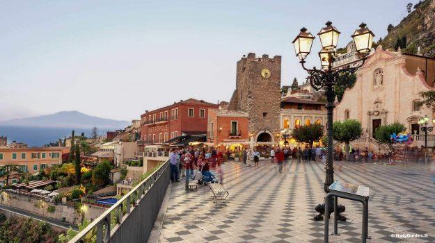 coronavirus, taormina, turismo, Messina, Sicilia, Cronaca