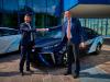 Toyota consegna tre Mirai per il progetto LIFEalps a Bolzano