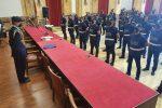 Messina, giuramento per 44 nuovi vigili urbani