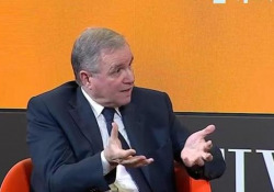 """Visco: """"Mes? Solo vantaggi dal punto di vista economico"""" Intervento del governatore di Bankitalia al festival dell'economia di Trento - Ansa"""