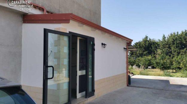 abusivismo edilizio, Catanzaro, Calabria, Cronaca