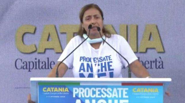 mafia, Angela Maraventano, Sicilia, Politica