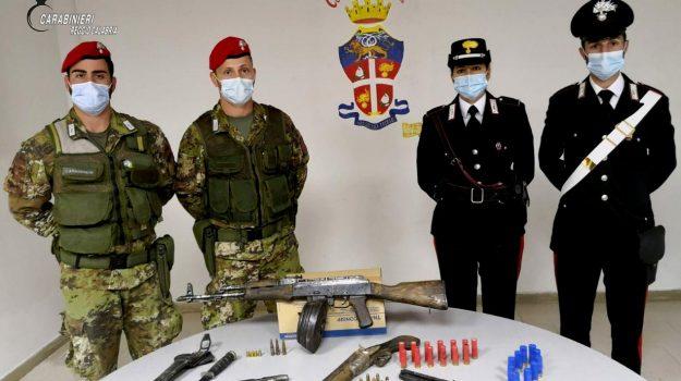 armi, seminara, Reggio, Calabria, Cronaca