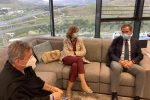 """Il ministro Boccia a Catanzaro: """"Con Jole Santelli se ne va un'amica"""""""