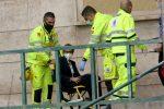 Udienza caso Gregoretti, l'avvocato Bongiorno ferita ad un piede da una lastra di marmo