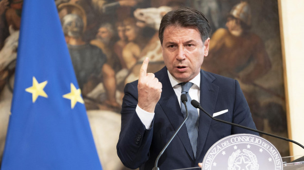 coronavirus, governo, Giuseppe Conte, Sicilia, Politica