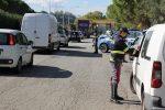 Controlli sull'A20 Messina-Palermo, elevate 76 multe per infrazioni al codice della strada