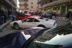 Spettacolo a Lamezia, in via Loriedo sfilano le Ferrari del Club Catanzaro