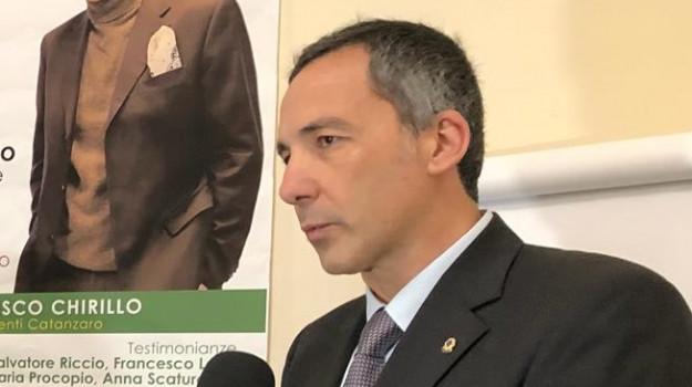 lockdown, Francesco Chirillo, Catanzaro, Calabria, Economia